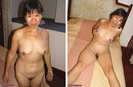dede is a 52 year old thai lady who poses nude for mature asia website