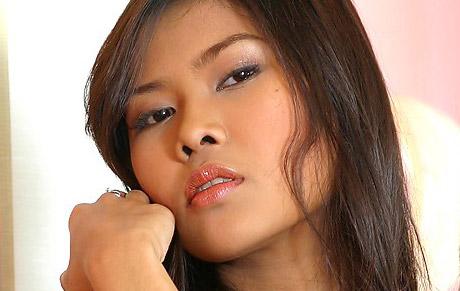 freesia thai model