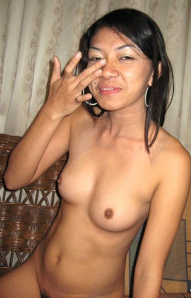 Hairy Bargirl from the Philippines